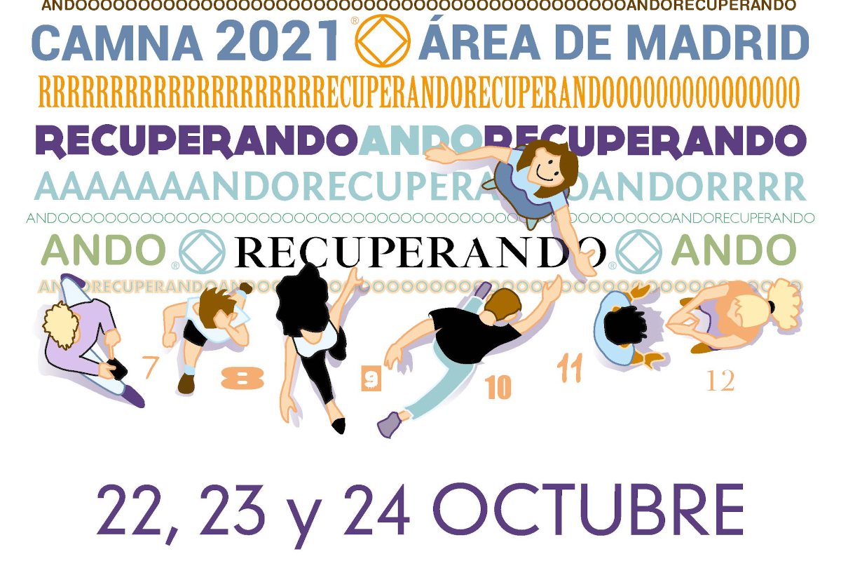 CAMNA 2021 Area Madrid