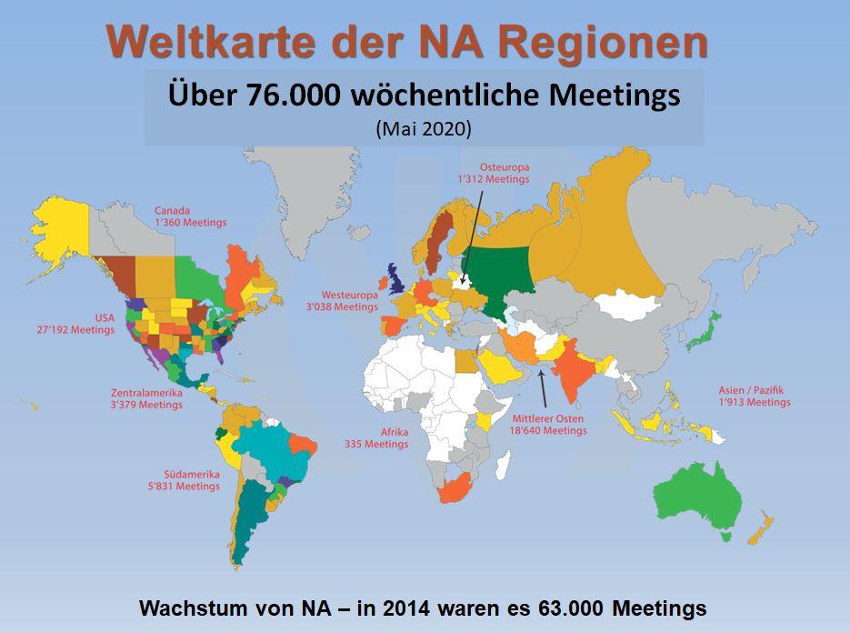9 PPT Weltkarte