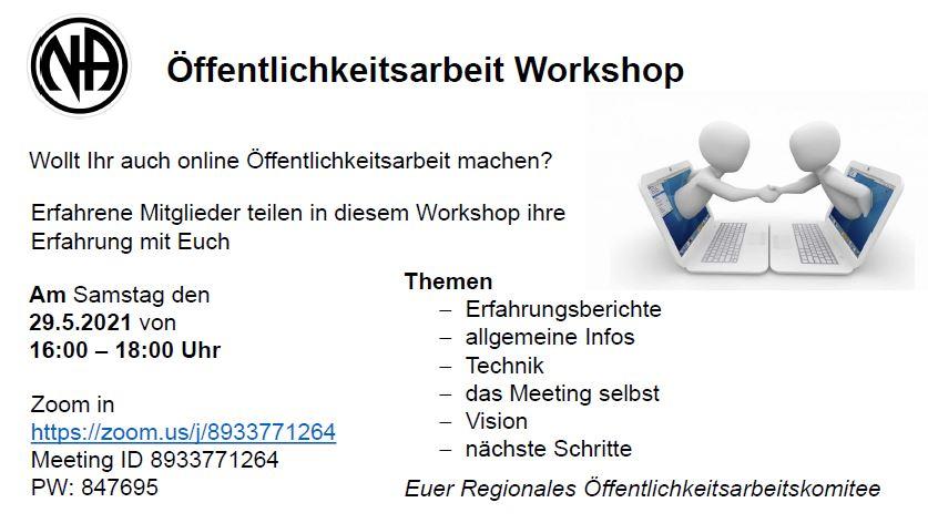 ÖA Workshop
